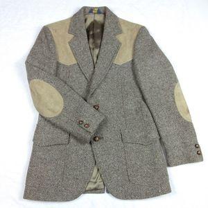Vintage Pendleton Portland Western Jacket Sz 38